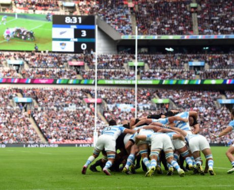 Rugby World Cup 2015 - Pool A - New Zealand v Arge