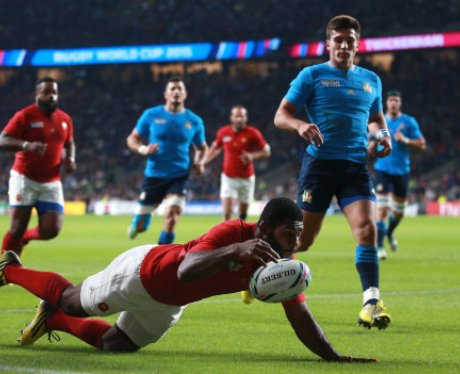 Rugby World Cup 2015 - Pool D - France v Italy - T