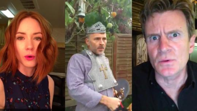 Actors Recite Pop Songs In The Style Of Shakespeare And It's