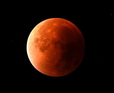 blood moon eclipse