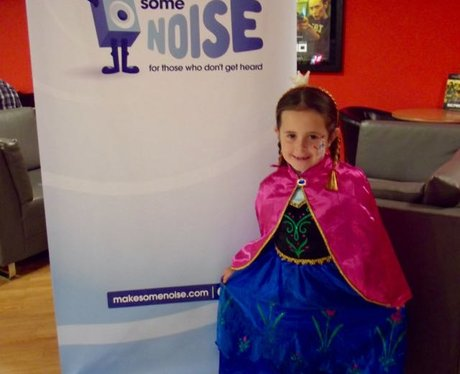 Frozen Makes Some Noise in Cwmbran!