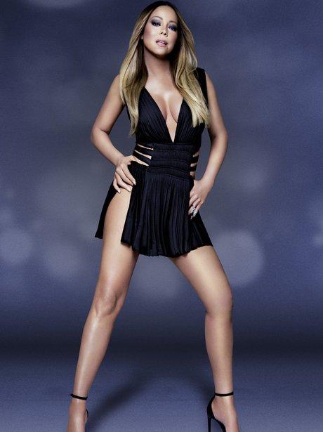 Mariah Carey promo shot