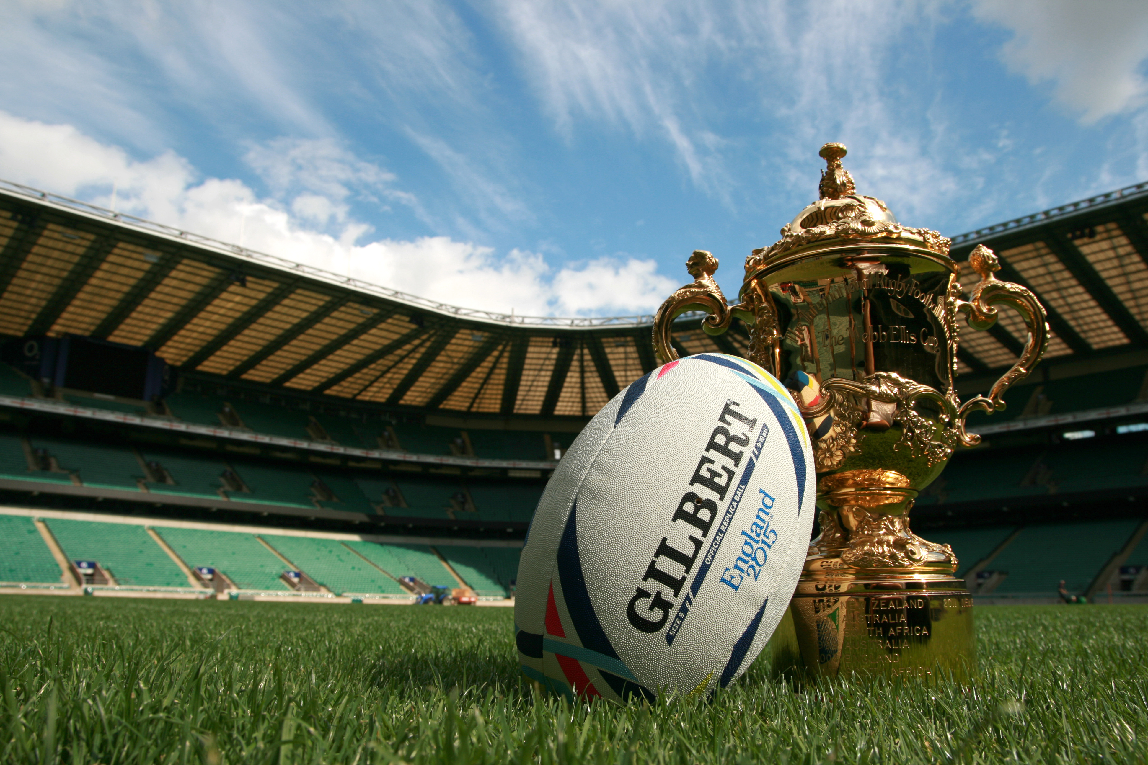 Rugby World Cup, LA