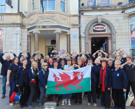 We Heart Wales: Wales v Fiji RWC 2015
