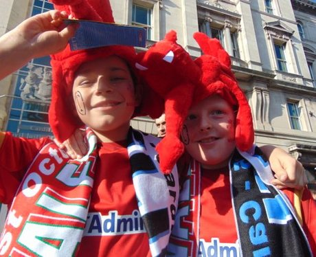 We Heart Wales: Wales v Fiji RWC 2015