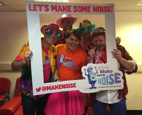 Hertfordshire Make's Some Noise- 8th October
