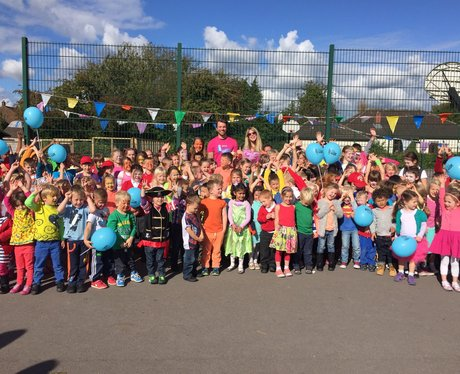 Make Some Noise: Chiseldon Primary School
