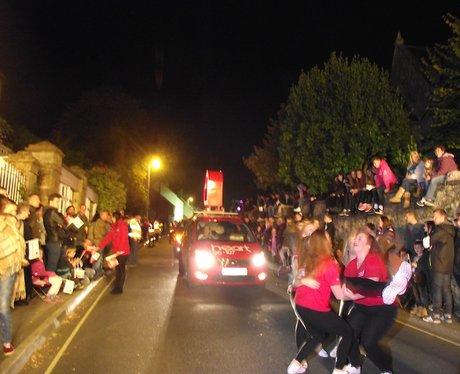 Heart Angels: Ilminster Carnival 03.09.15