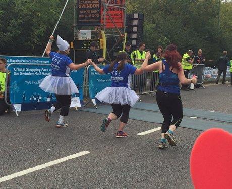 Heart Angels: Swindon Half Marathon