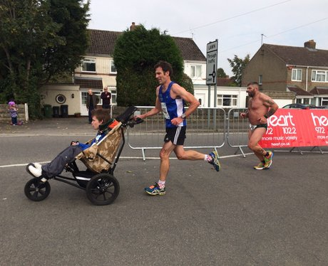 Heart Angels: Swindon Half Marathon