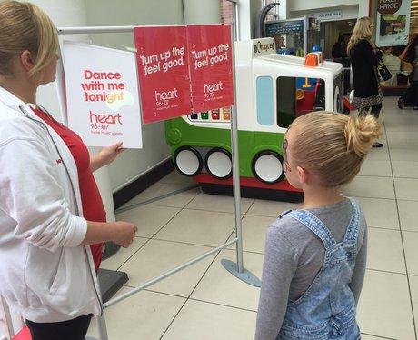 Heart Angels: Trowbridge Shopping Centre