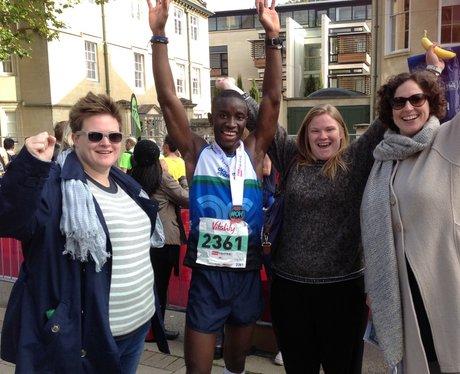 Oxford Half Marathon 2015