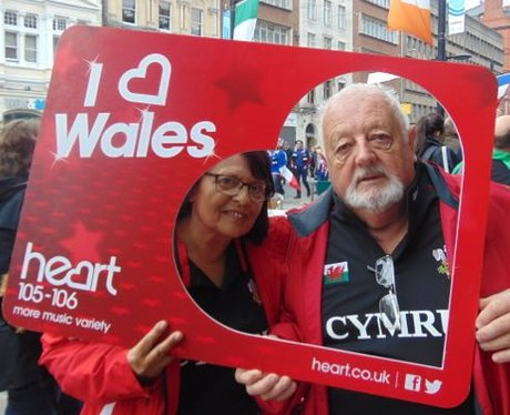 We Heart Wales: Wales v South Africa RWC 2015