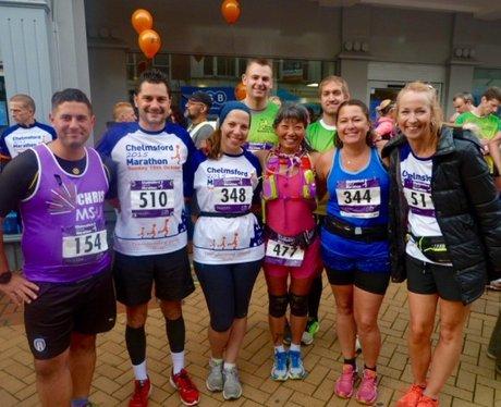 Chelmsford Marathon 2015 Part 1