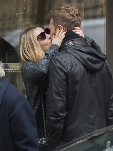 Chris Martin and girlfriend Annabella Wallis