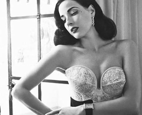Dita Von Teese Vanity Fair