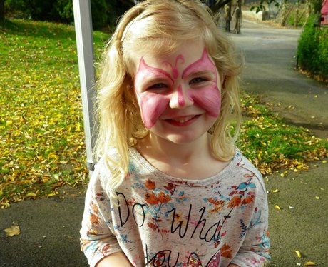 GMSN Charity Face Paints - Wicksteed Park