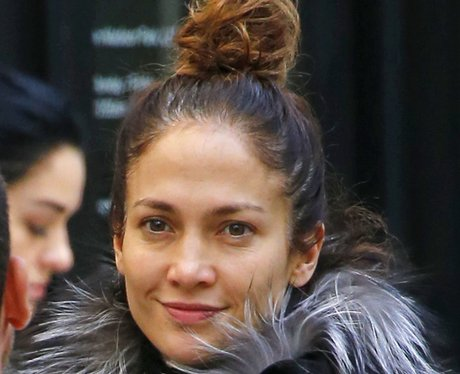 Jennifer Lopez without make up