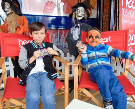 What! Stores Aberdare Halloween Spooktacular!