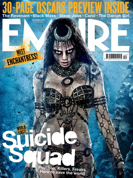 Cara Delevingne Empire Magazine 2015