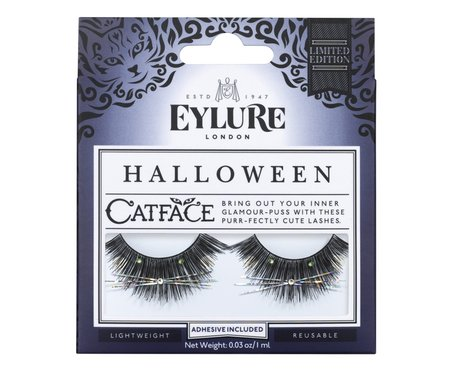 eylure cat face halloween lashes 695