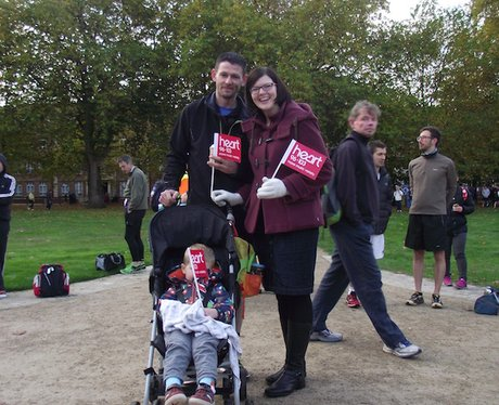 Heart Angels: Bristol + Bath Marathon 25.10.15
