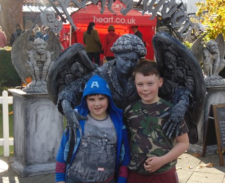 Heart Angels: Spooky Wood at Clarks Village