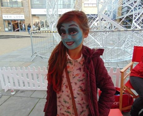 Heart Gets Spooky with St Catherine's Walk!