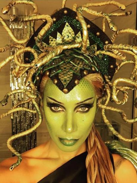 Leona Lewis Halloween