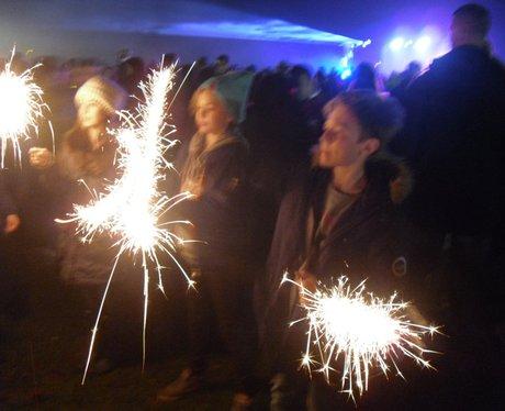 Bushey Met Fireworks- 1st November 2015