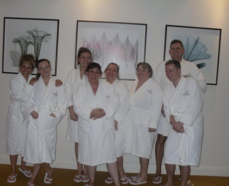 Champneys Check In and Chill Out- 7th November