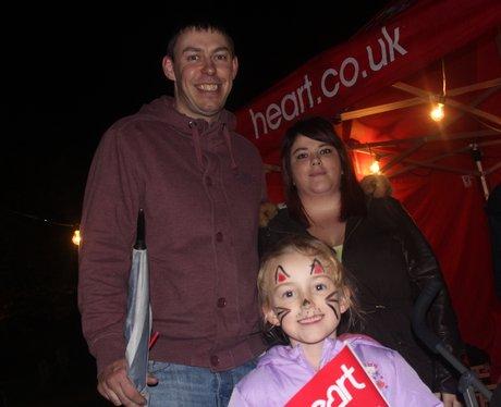 Heart Angels: Bonfire Night at Beamish Part 2