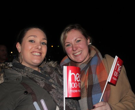 Heart Angels: Bonfire Night at Beamish Part 2