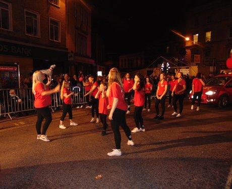 Heart Angels: Bridgwater Carnival 2015 (07/11/15)