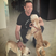 Image 8: Hugh Jackman and his dogs