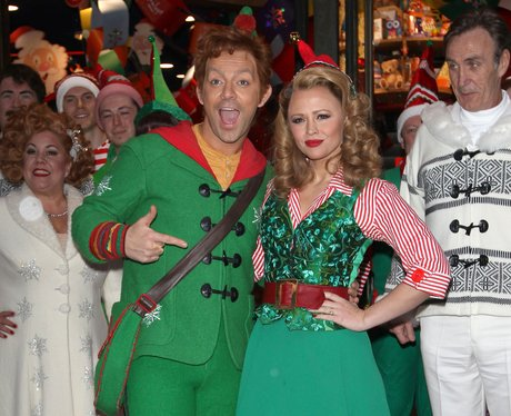 Kimberley Walsh Elf