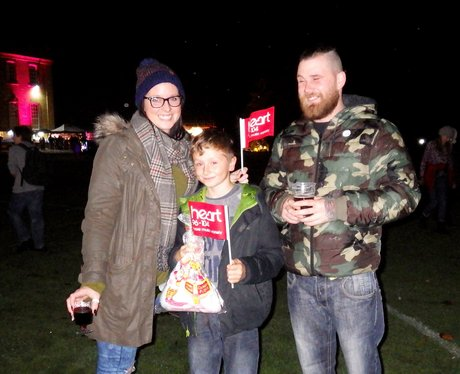 Kimbolton Fireworks 2015