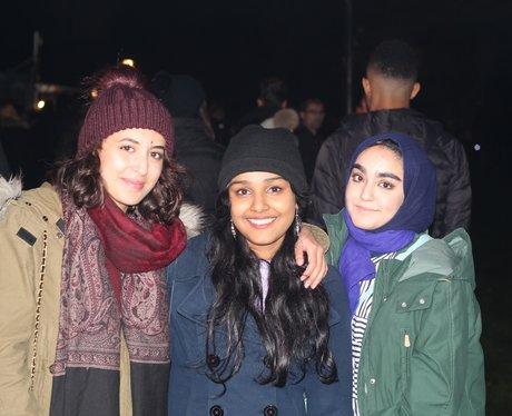 Liverpool Fireworks 2015