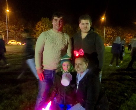 Marsh Farm Fireworks