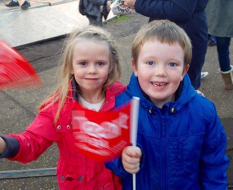 MK Fireworks - 1st November 2015
