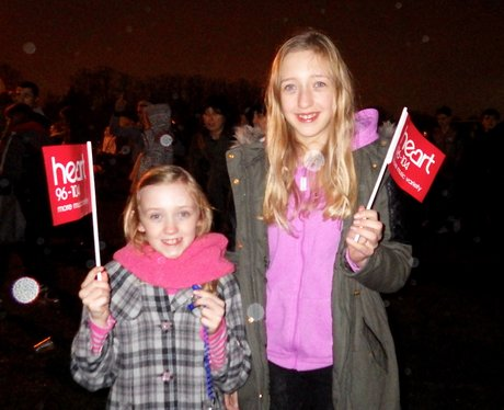 Northampton Fireworks 2015