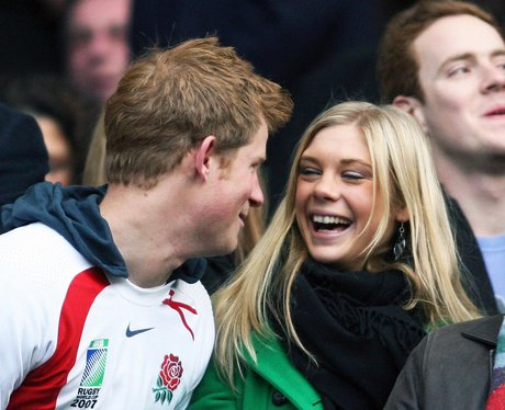 Prince Harry and Chelsee Davy