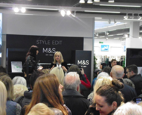 The launch of M&S in Longbridge