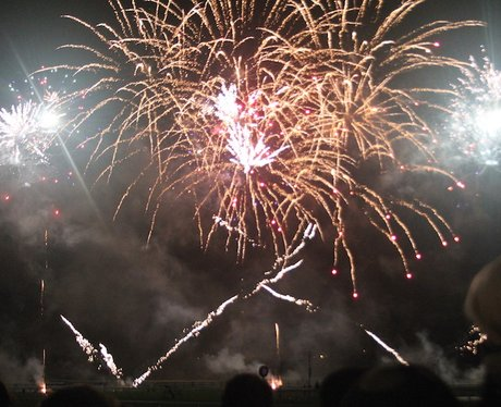 Heart Angels: Cheltenham Fireworks