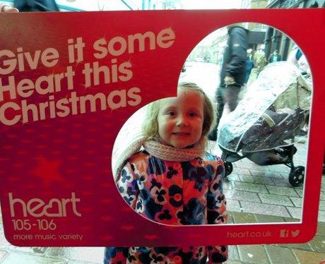 Heart's Merry Merthyr Christmas 2015!