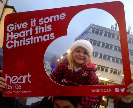 Heart's Merry Merthyr Christmas 2015!