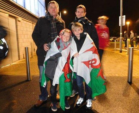 Wales v Netherlands 2015