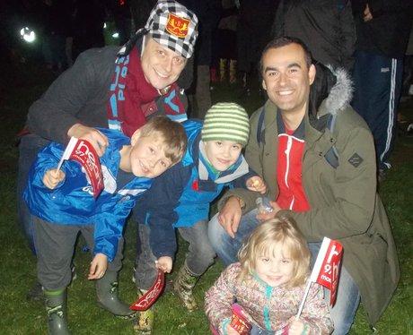 Wokingham Fireworks Spectacular 2015