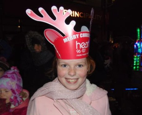 Caerphilly Christmas Light Switch On 2015