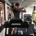 Image 5: Chris Hemsworth exercising with his son